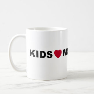 Kids Love Montessori Mug