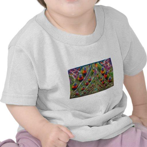 KIDS love Parrots T Shirts