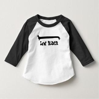 Kids Low Rider Dachshund t-shirt