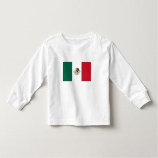 Kids Mexican Flag Shirt