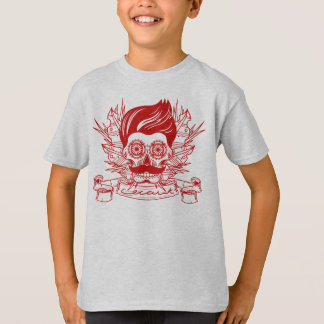 Kids Mexican (red) T-Shirt