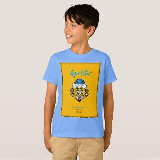 (Kids) Modern Style Ago Vita [T-Shirt] T-Shirt