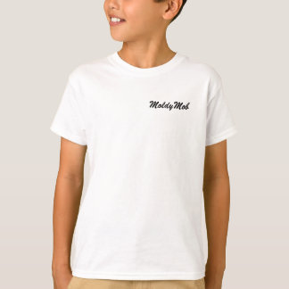 kids moldyMob shirt