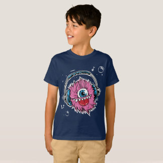 Kid's Monster T-shirt