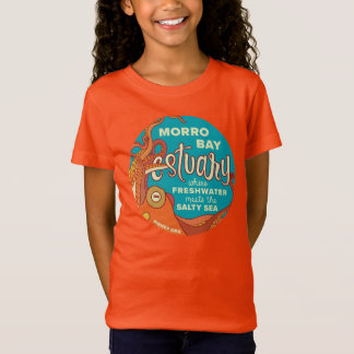 Kids' Morro Bay Octopus Shirt