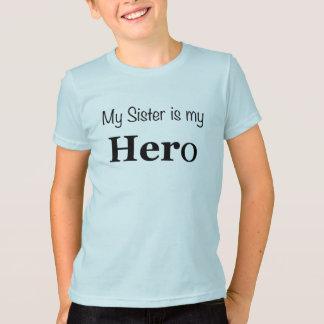 Kid's My Sister Is My Hero T-Shirt