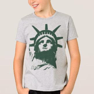 Kid's New York Shirt Statue of Liberty Shirt