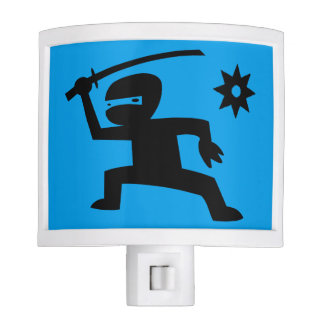 Kid's Ninja Night Light
