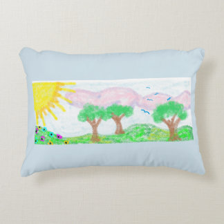 Kid's Painting Pillow