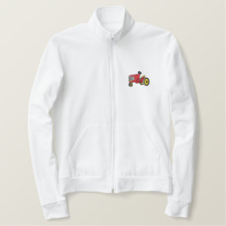 Kids Pedal Tractor Embroidered Jacket
