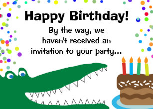 Kids Pediatric Medical Dental Patient Birthday Card