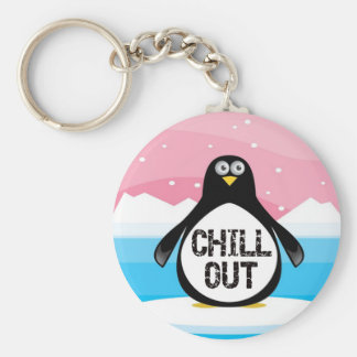 Kids Penguin T Shirts and Gifts Keychain
