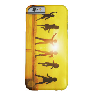Kids Playing in the Summertime on a Pier Barely There iPhone 6 Case
