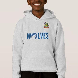 Kids Post Game Hoodie