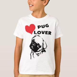 Kids Pug Lover T-shirt