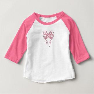 Kids Raglan Style T Baby T-Shirt