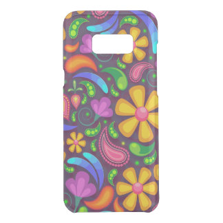 Kids rainbow color abstract uncommon samsung galaxy s8 plus case