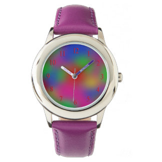 Kids Rainbow Watch