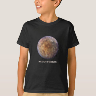Kids Remember Pluto T-Shirt