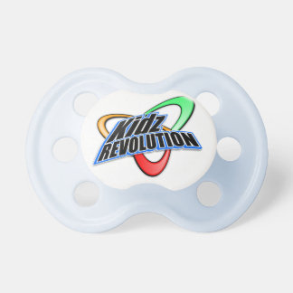 Kids revolution pacifiers