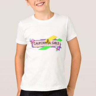 Kids Ringer Shirt : California Girls Skateboards