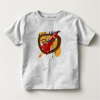 Kids Rocket Ship Shirt