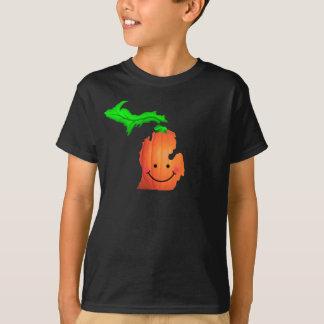 kid's Rosie pumpkin T-shirt