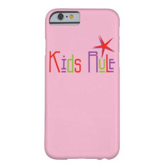 Kids Rule iphone 6 case