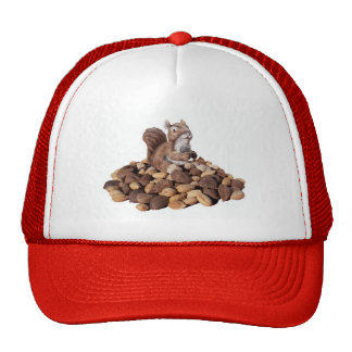 Kids Sammie The Squirrel Hat