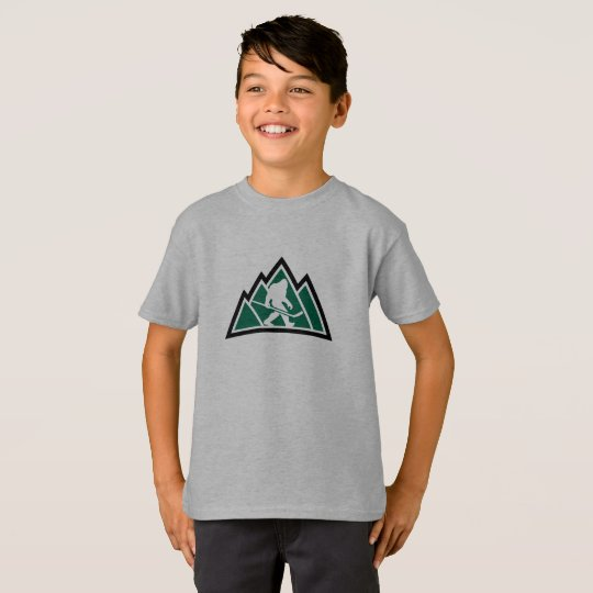 Kids Sasquatch Hockey T-shirt