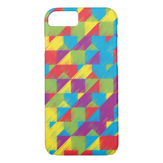 Kids Scribble Pattern Case-Mate iPhone Case