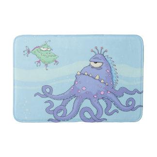 Kids Sea Creatures Bathroom Rug