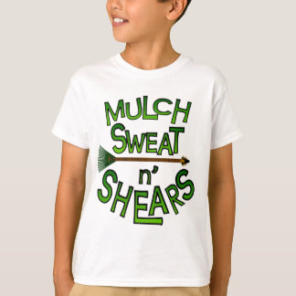 Kids Shirt Mulch Logo
