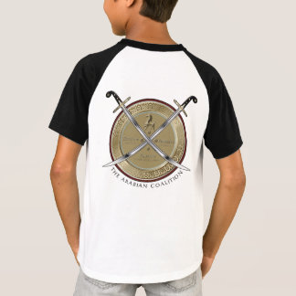 Kids Short Sleeve Raglan TAC T-Shirt