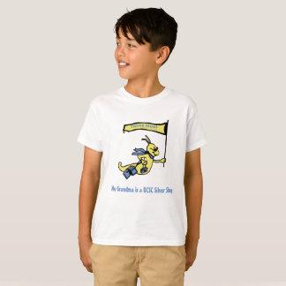 Kids Silver Slug T-Shirt