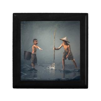 Kids Spear Fishng Gift Box