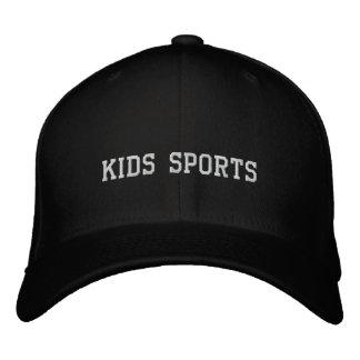 KIDS SPORTS BASEBALL CAP
