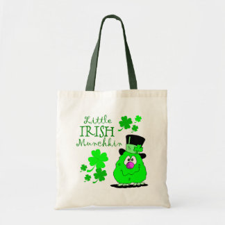 Kids St. Patricks Day Gifts Tote Bag