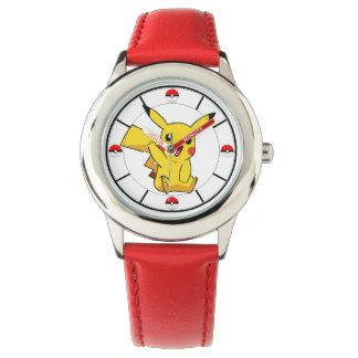 kids stainless steel watch. watch