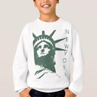 Kid's Statue of Liberty Sweashirt New York Shirt
