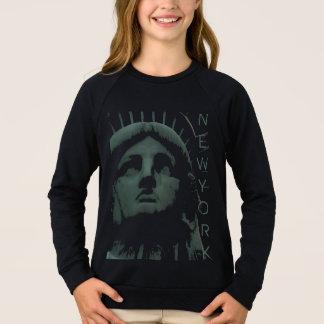 Kid's Statue of Liberty Sweatshirt New York Shirt