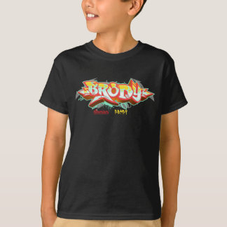 Kids Streetwear: Brody Graffiti T-Shirt