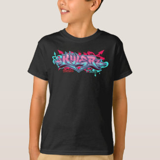 Kids Streetwear: Kyler Graffiti T-Shirt