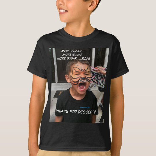 Kids sugar Power t-shirt