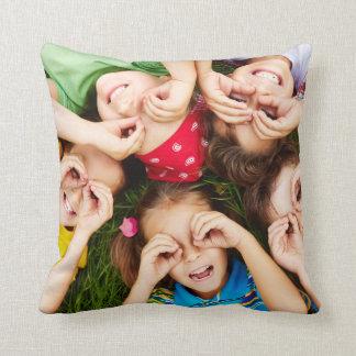 Kids Summer Fun Pillow