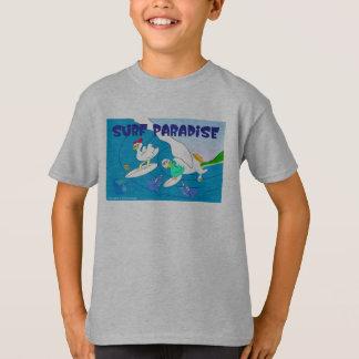 Kids surf T shirt
