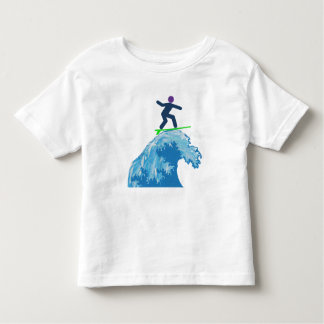 Kids Surf & Wave T-Shirt