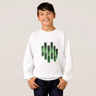 Kids sweaters, t-shirts, hanes, white, green, cool sweatshirt
