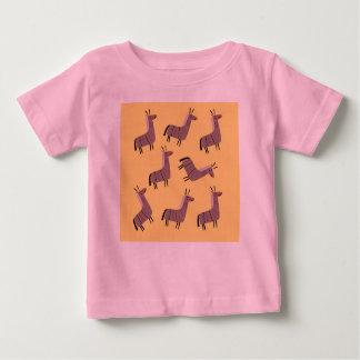 Kids t-shirt lamas