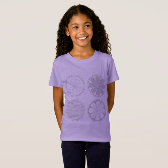 KIDS T-SHIRT, lavender T-Shirt